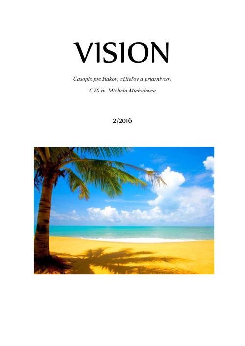 VISION - 2/2016