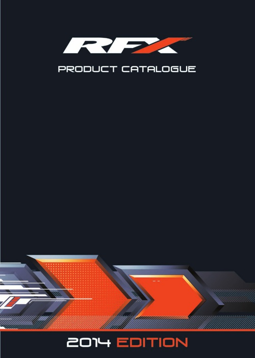 2014 RFX Product Catalogue