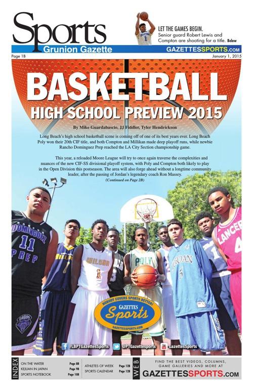 Grunion Sports  | January 1, 2015