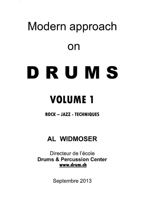DRUMS-methode-Widmoser-Vol1