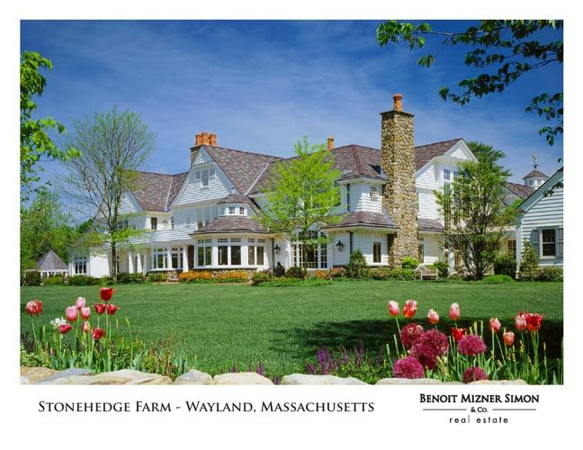 Stonehedge Farm, Wayland, MA