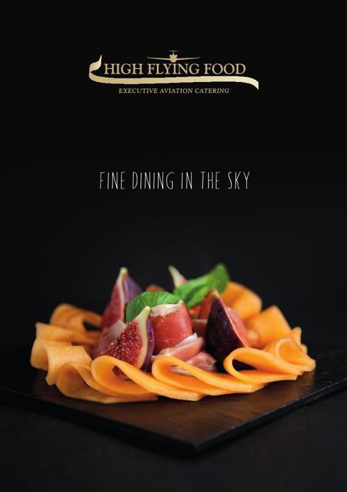 High Flying Food brochure 2014