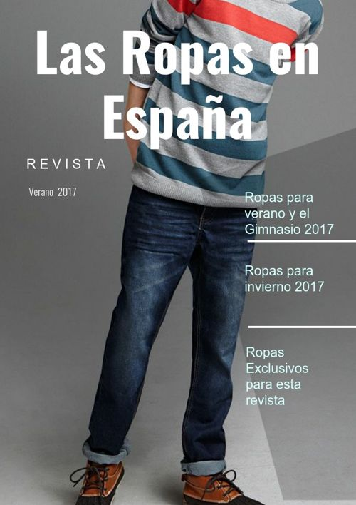 Spanish Project 1B Ch 7B Period 7