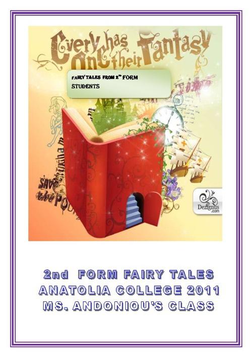 Our Original Fairy Tales