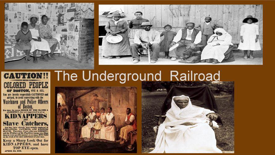 slides bringing history to life - Hannah Gorsegner