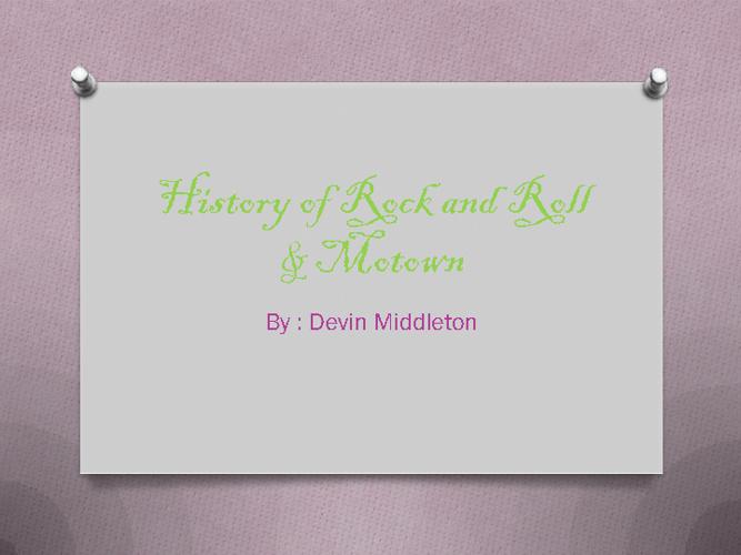 Devin Middleton