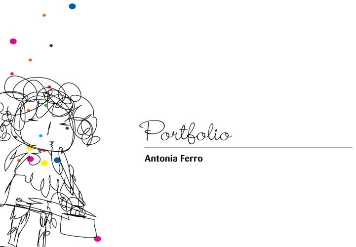 Antonia Ferro's portfolio