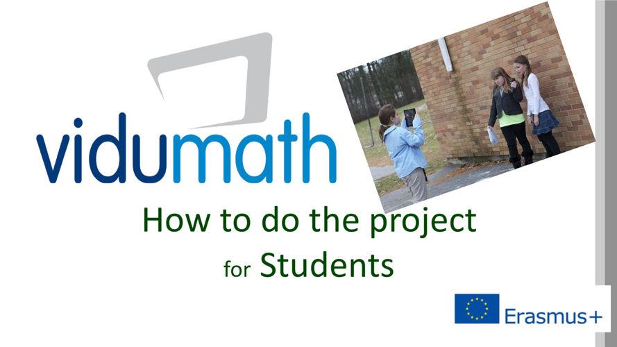 vidumath Student guide