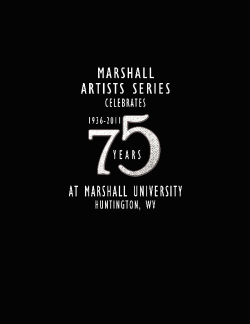 Marshall Artists Series Celebrates 75th Anniversary @ Marshall U