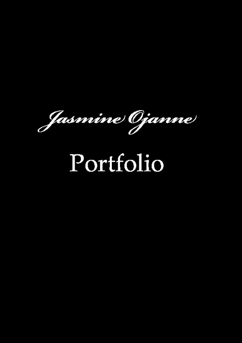 Jasmine Ojanne Portfolio