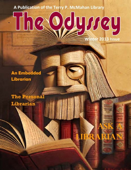 The Odyssey Winter 2013 Issue