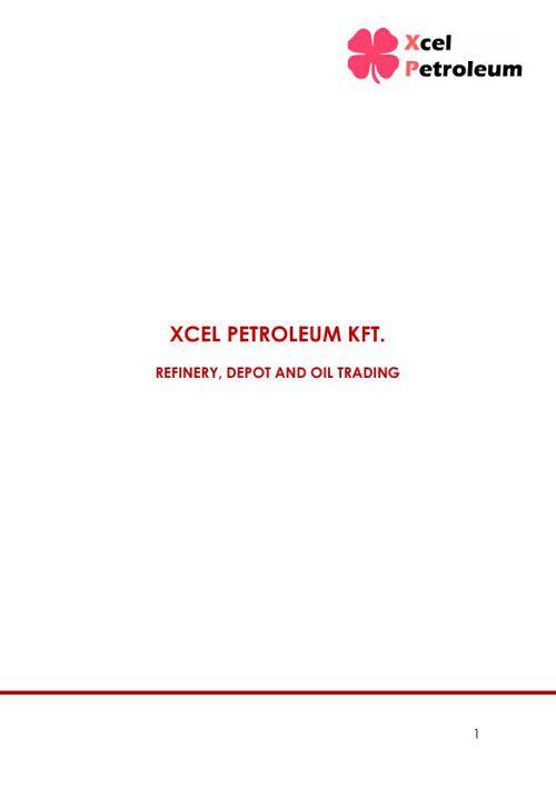 Xcel Petroleum Kft