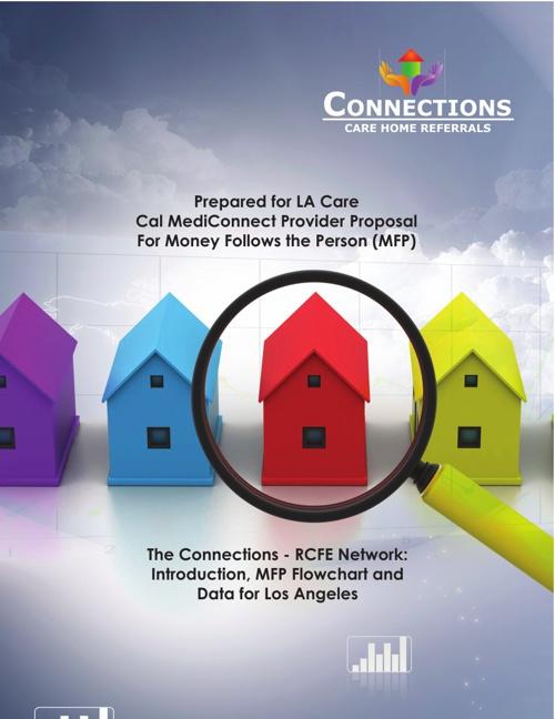 LA Care Cal MediConnect Provider Proposal