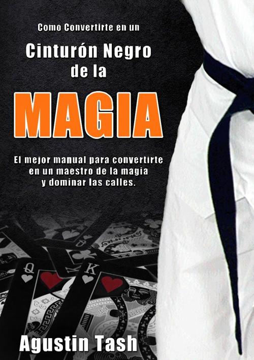 Cinturón negro de la magia