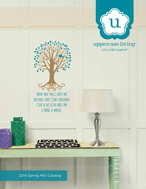 Uppercase Living 2014 Spring Summer Catalog
