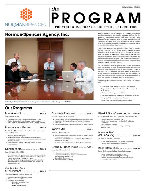 2012 Newspaper