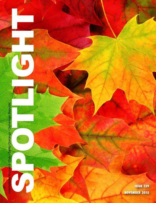IWV Spotlight November