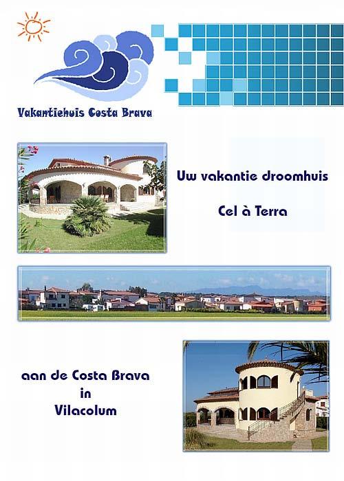 Vakantiehuis Costa Brava