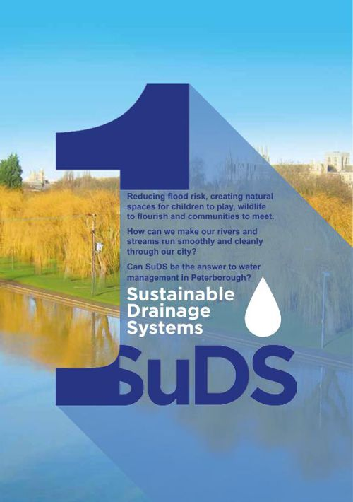 Peterborough SuDS - Sustainable Drainage Systems
