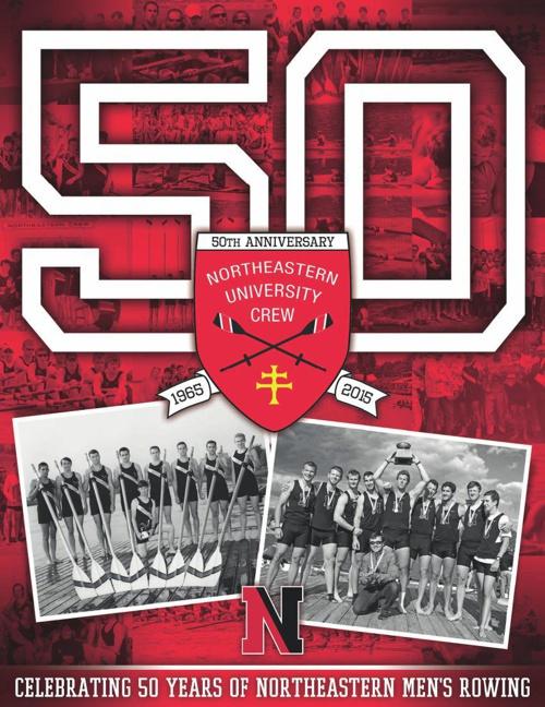 Men's Rowing 50th Anniversary Commemorative Booklet