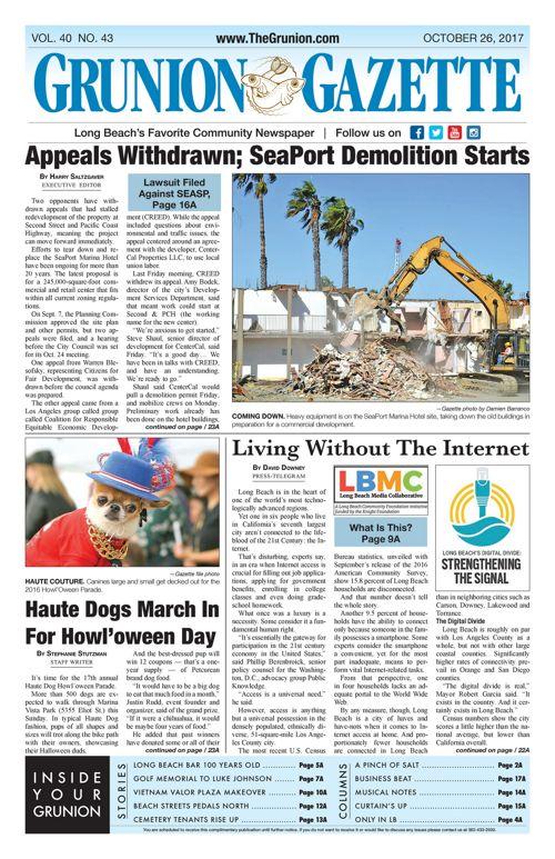 Grunion Gazette 10-26-17