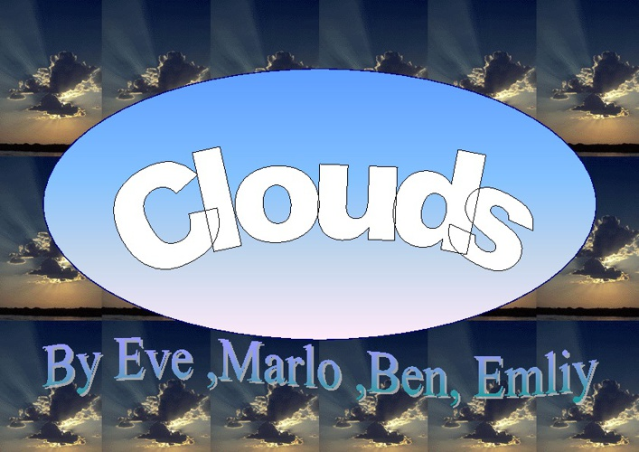 Clouds by Class 3