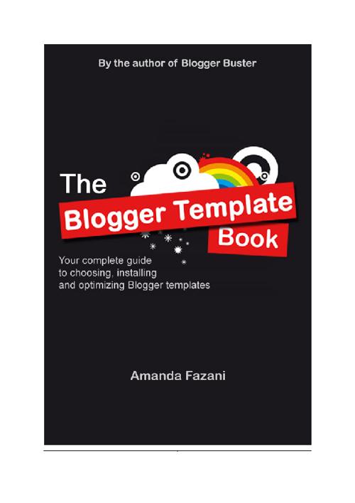 blogger book