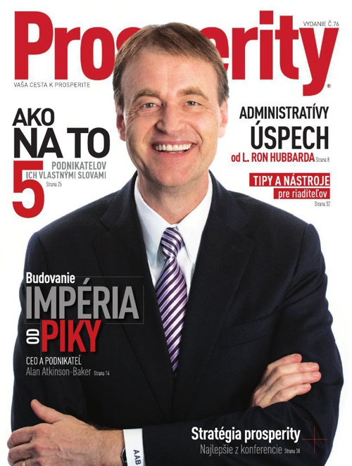 Prosperity 76 Slovak