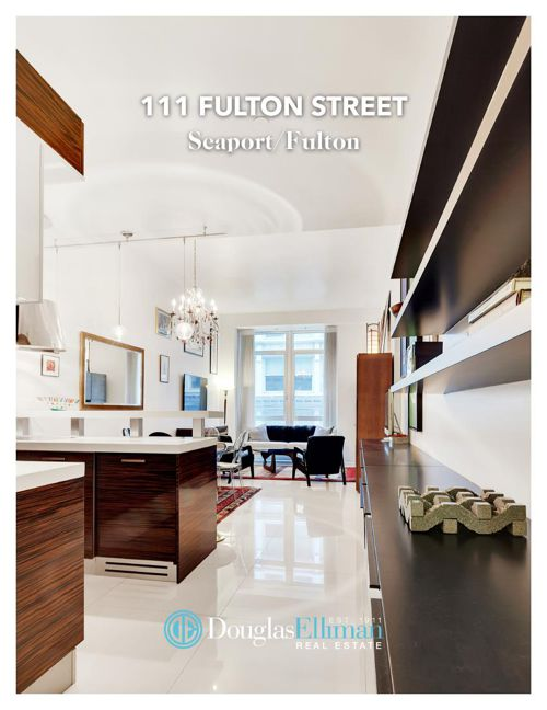111 Fulton #418 Showbook