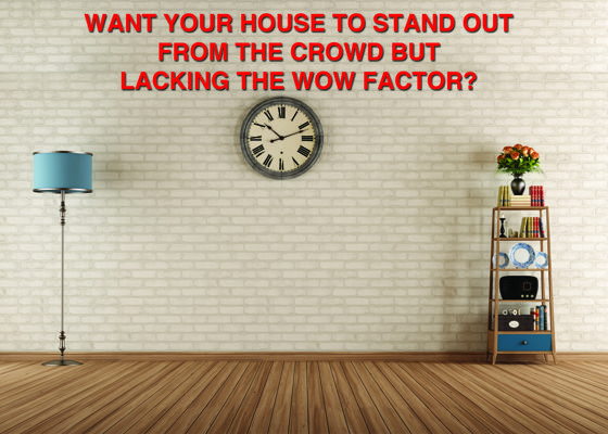 Home Staging, Free Consultation