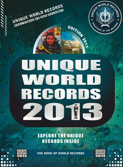 UNIQUE WORLD RECORDS 2013 DIGITAL EDITION