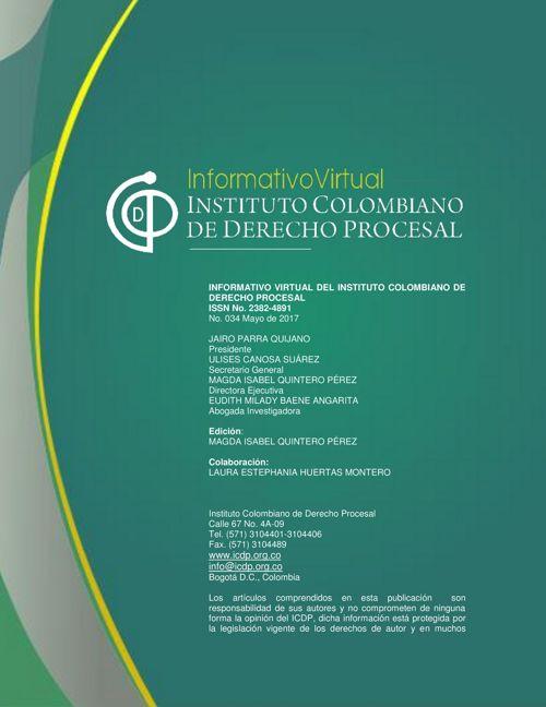 Informativo No.34