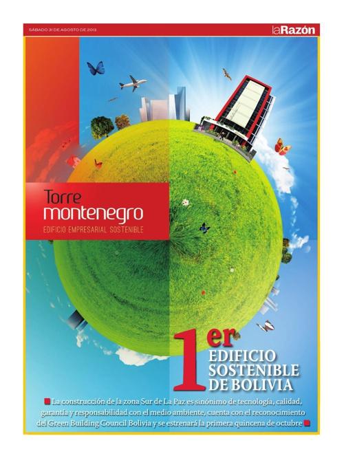Suplemento Torre Montenegro