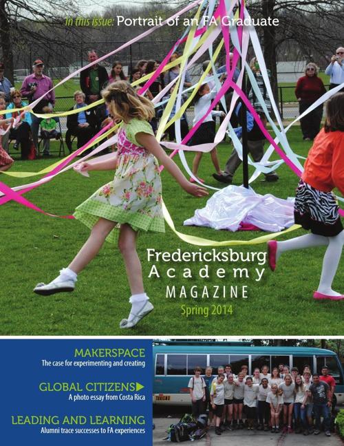 Fredericksburg Academy Magazine (Spring 2014)