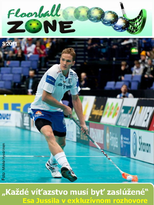 Floorball ZONE magazín 3/2011