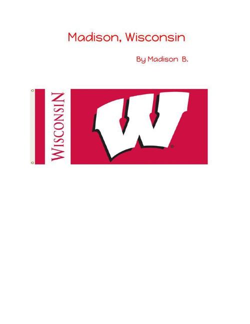 MadisonWisconsin
