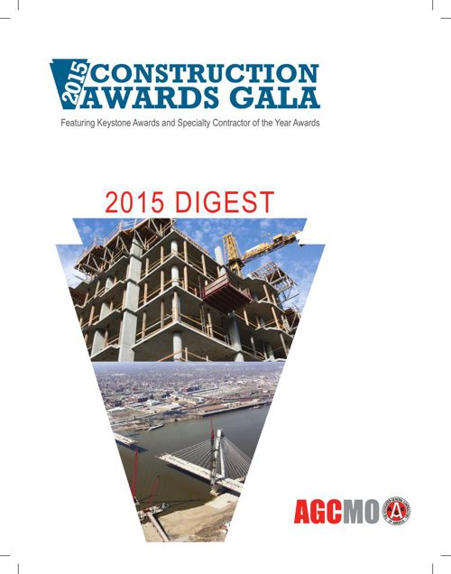 Construction Awards Gala Digest 2015