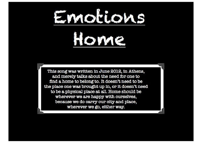 Childefy-Emotions Home book