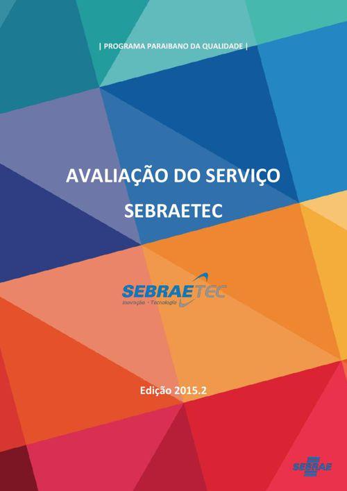 Relatório SEBRAETEC