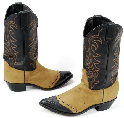 women cowboy 9.5 and 10