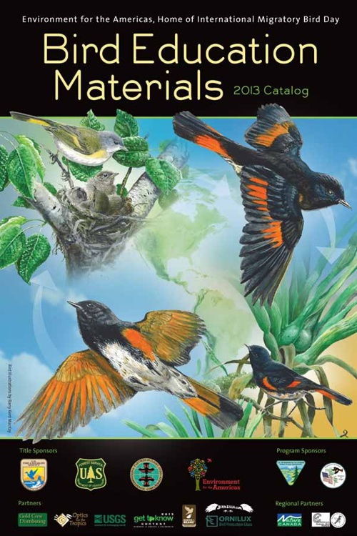International Migratory Bird Day Catalog 2013