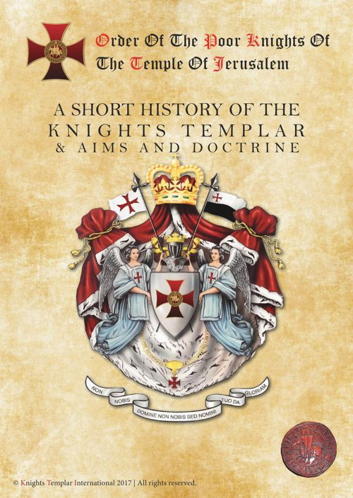 A Short History of the Knights Templar
