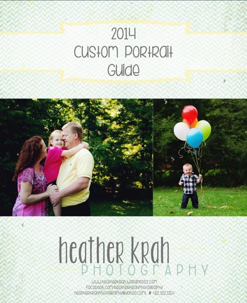 2014 Custom Portrait Guide