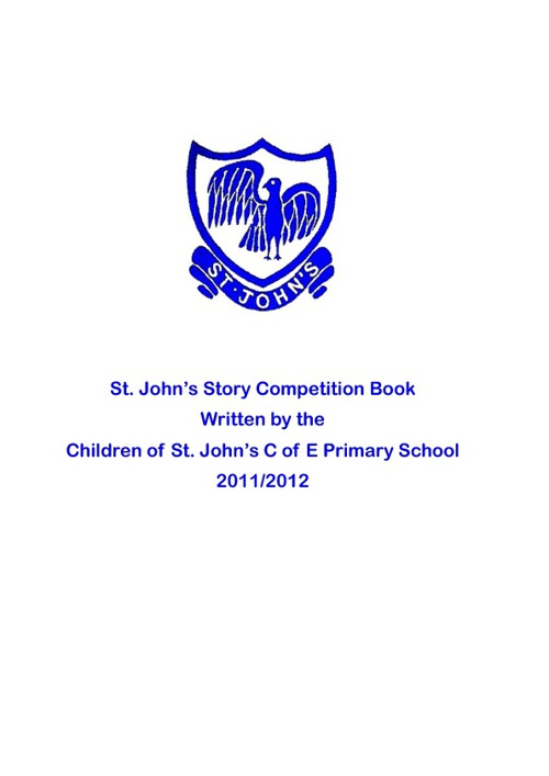 St Johns Story Competition