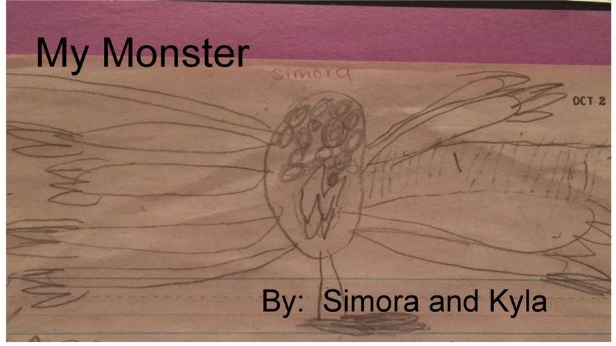 Simora and Kyla