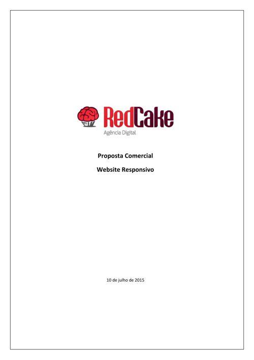 Proposta - WebSite Responsivo