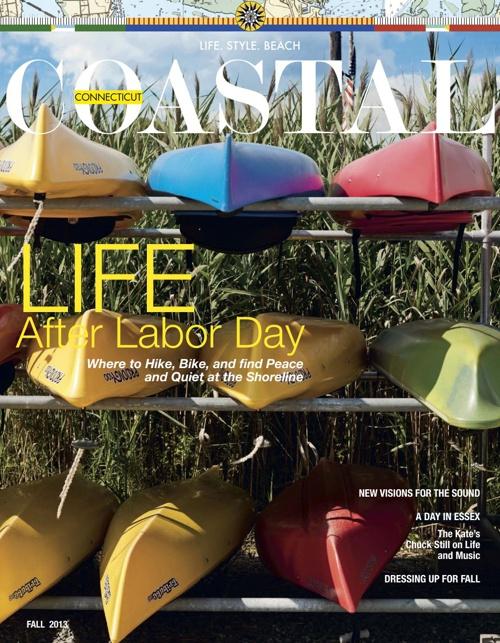 September Coastal CT Magazine