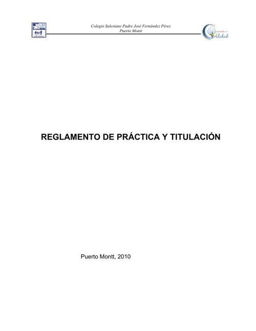 2015 2C ServicAtlantic 17 Reglamento de Practica