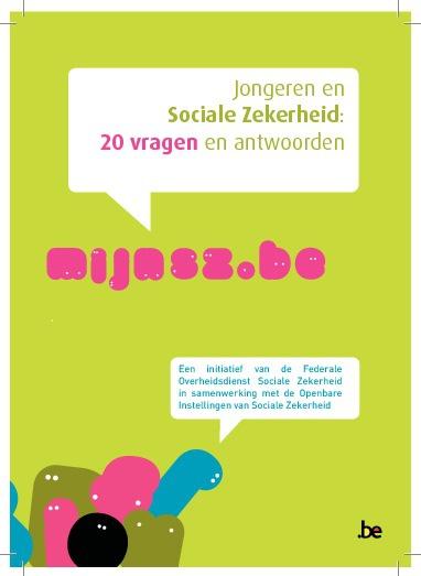 Jongeren en sociale zekerheid