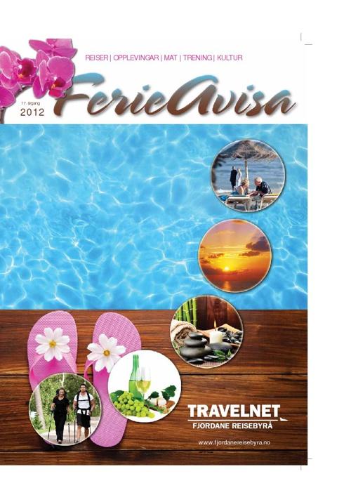 Travelent Fjordane Reisebyrå | Ferieavisa 2012